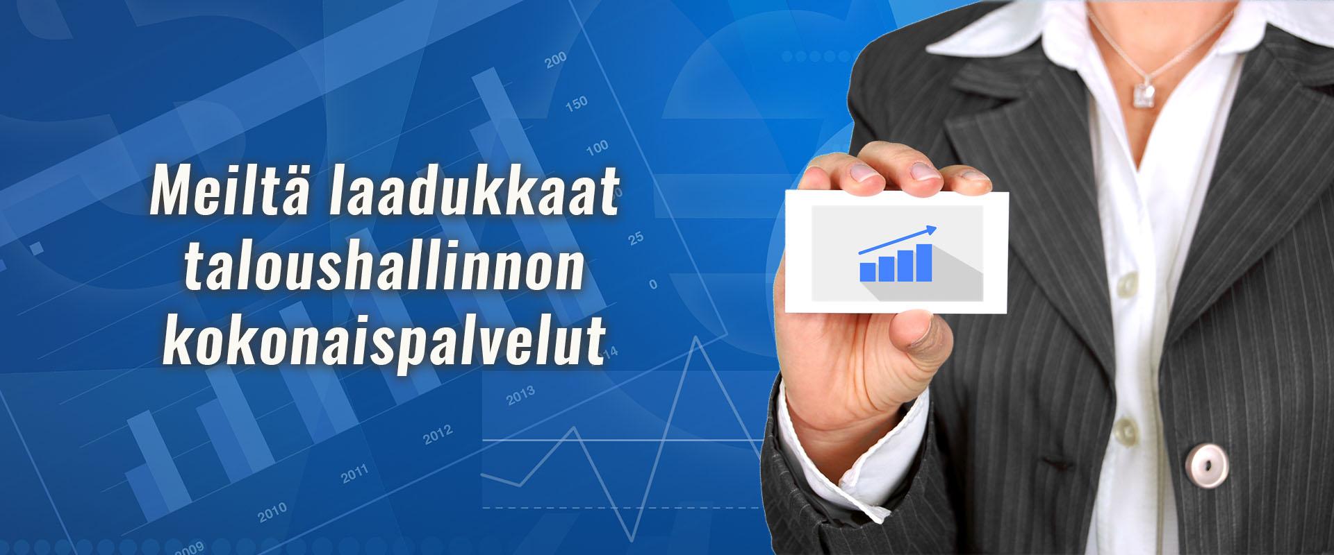 Laadukkaat tilitoimiston palvelut Tampereella   TK-Tili ja Laskenta Oy